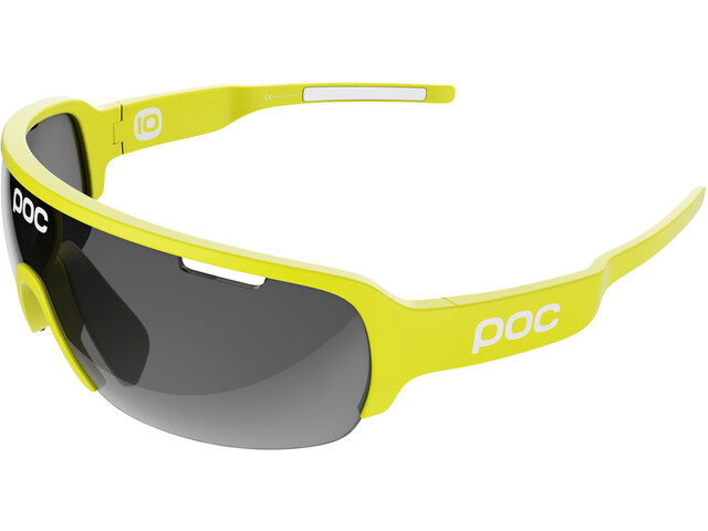 POC DO Half Blade unobtanium yellow